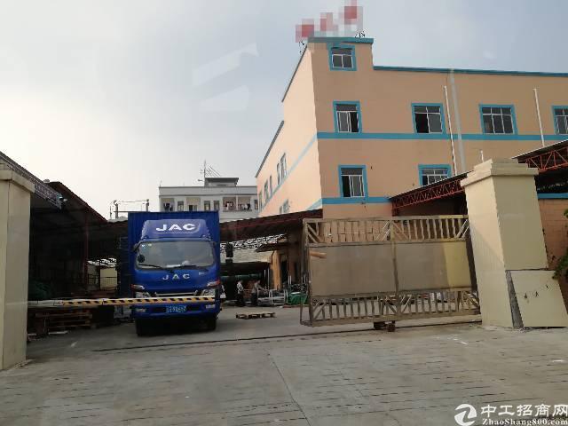 清溪10000平国有证厂房出售