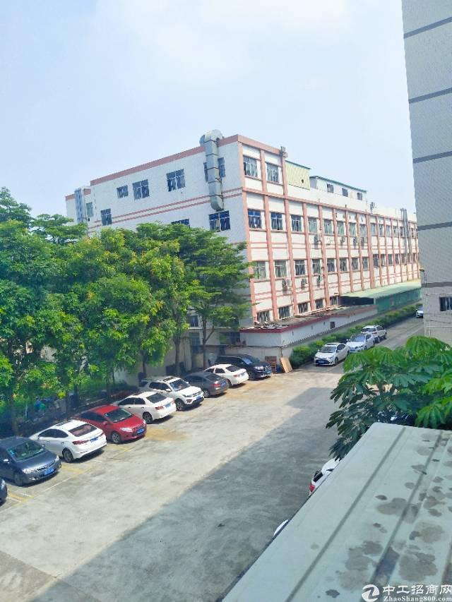 杨屋工业园区内楼上厂房500平带装修出租