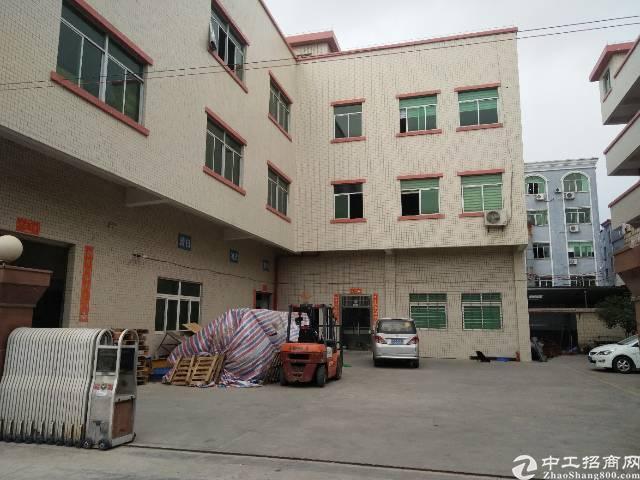 茶山镇新出独院标准1-3层3000平米