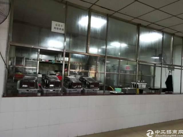 南联大工业区饭堂1000平转让-图3