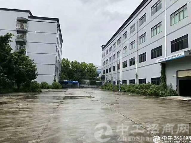 厚街镇涌口村现有原房东带红本独院厂房6300平米招租