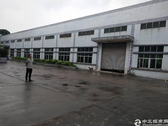茶山镇新出独院单一层厂房3600平米