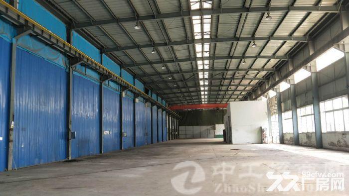 厚街镇南五村现有一手房东单一层简易厂房1200平米招租