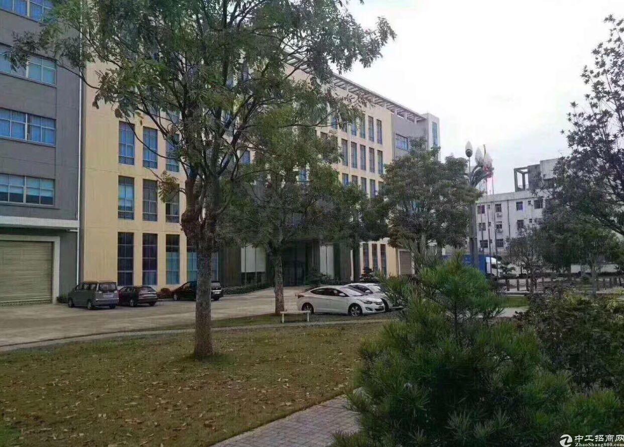 中堂建筑面积7000平米独院厂房出售