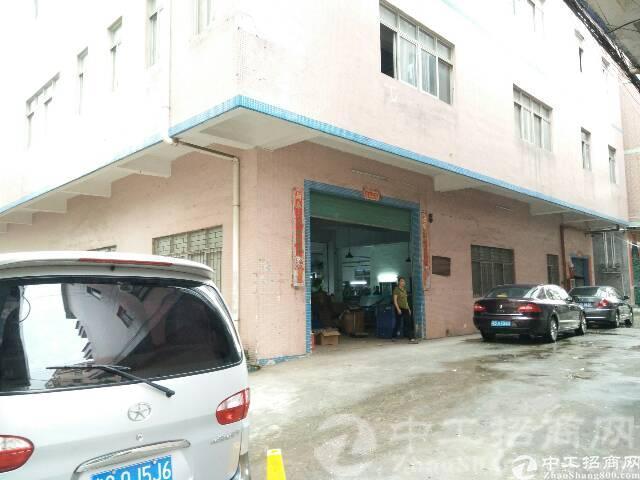 中堂镇永久产权1500平米两层厂房出售