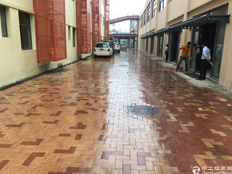 平湖禾花地铁站电商产业园办公室厂房出租