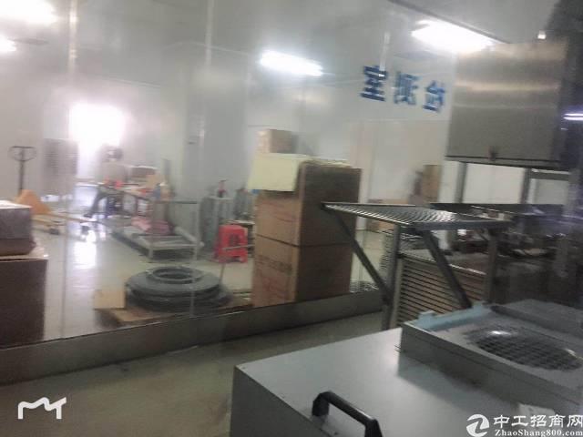 松岗潭头靠沙井107国道边原房东楼上2600平出租带精装修