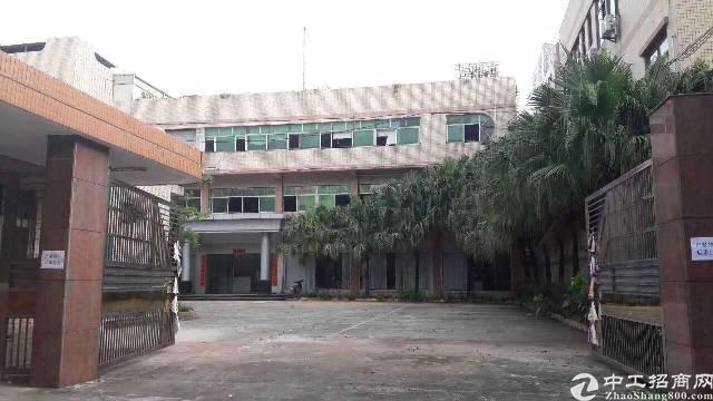 惠州市博罗县石湾国有证厂房出售