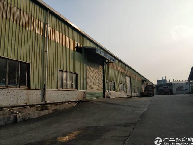 东城工业区单一层厂房