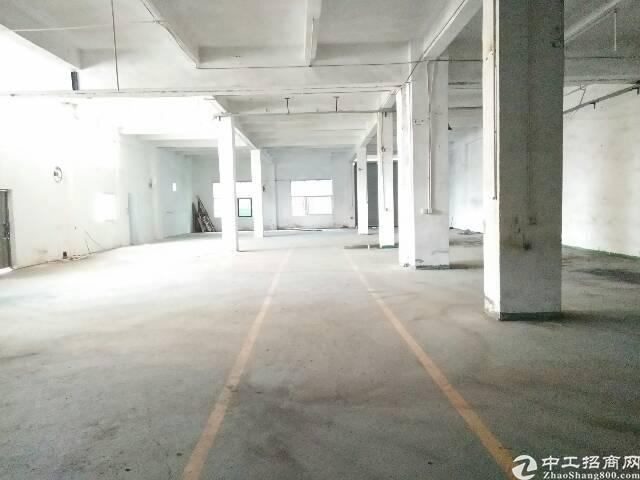 大岭山镇颜屋村新出一楼厂房1620平米