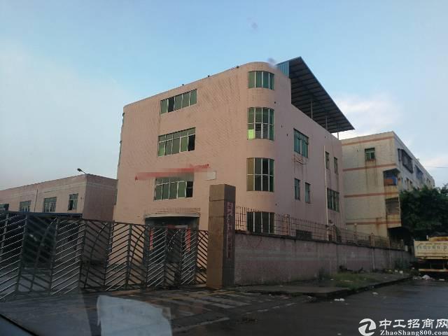 宝安区占地16000㎡,建筑20000㎡优质土地及建筑物出售