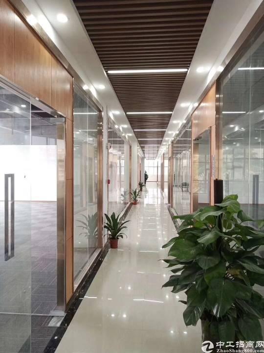 清溪中心写字楼办公室低价急租!