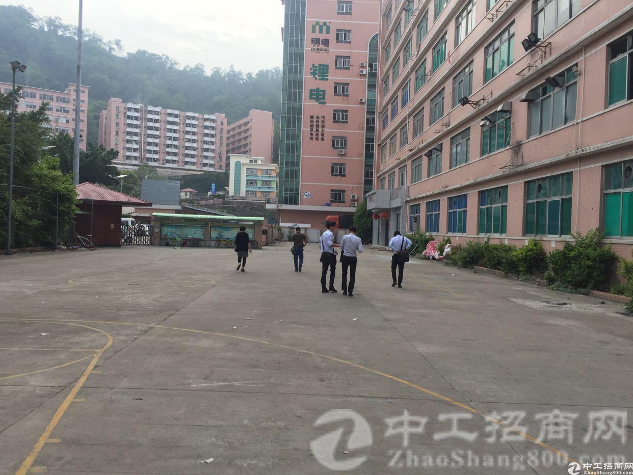 厚街镇宝屯村现有原房东带红本厂房三楼890平米招租
