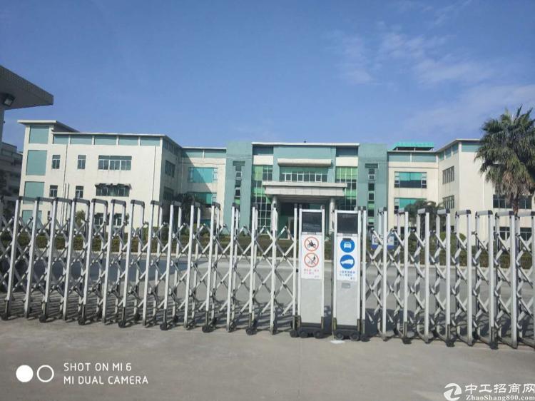 福永塘尾新出一楼2000平方带行车厂房出租-图4