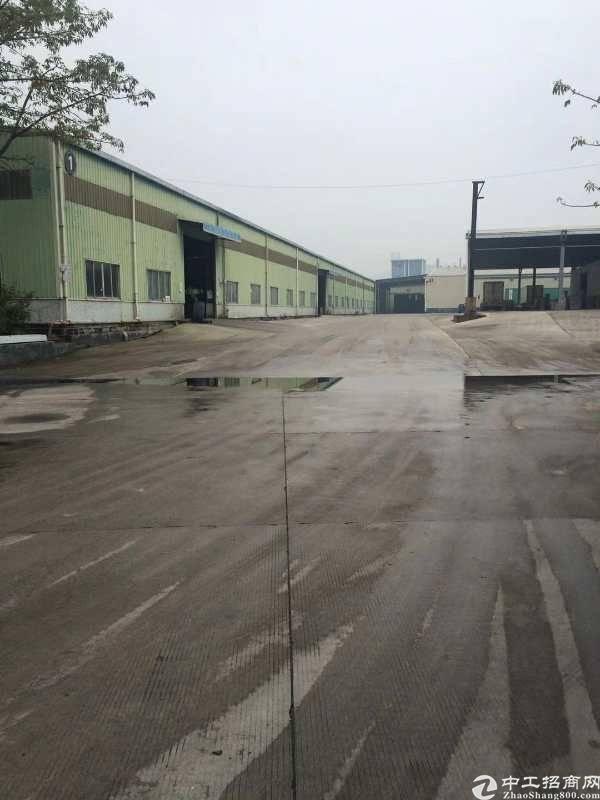 原房东单一层钢构厂房5350㎡招租