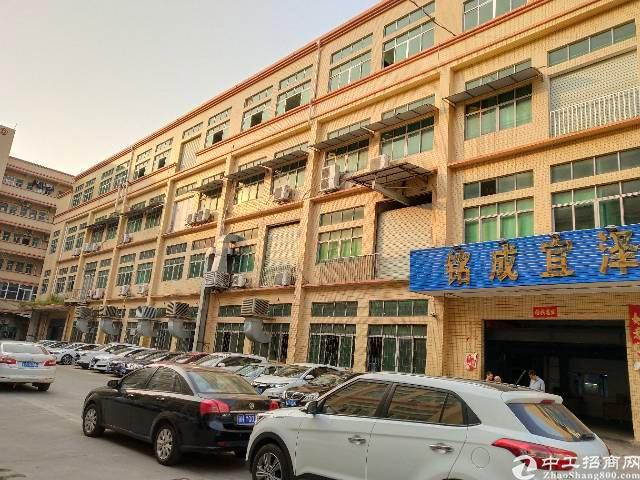 长安乌沙新出楼上整层精装修厂房。