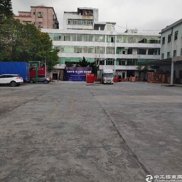 横岗塘坑地铁站附近原房东无公摊一楼招租