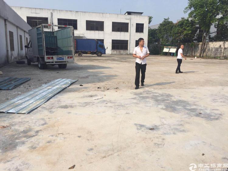 观澜福民原房东独院1-2楼6800平方厂房招租