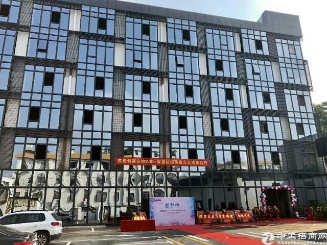 平湖华南城旁写字楼2万平米出租