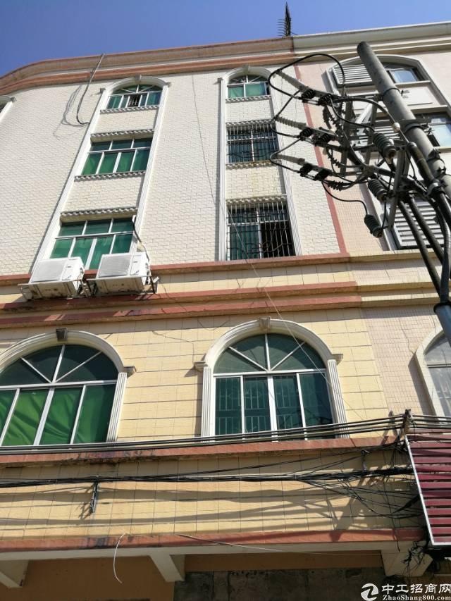 惠东大岭镇占816㎡,建筑4030㎡国有证厂房出售