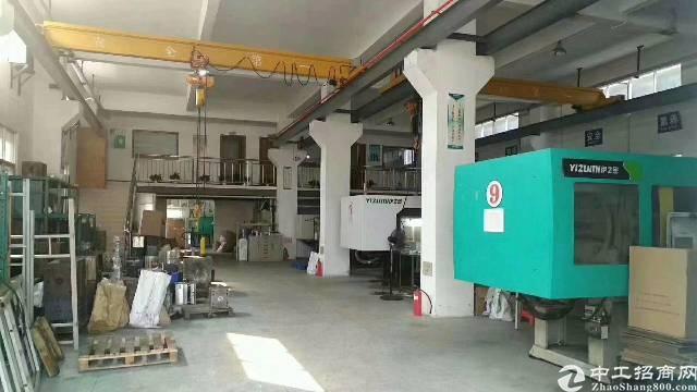 福永新出有行车重工业1楼厂房1000平出租
