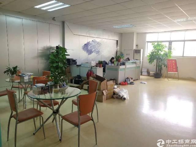 燕川大型园区重工业厂房招租2800平方带红本可分租