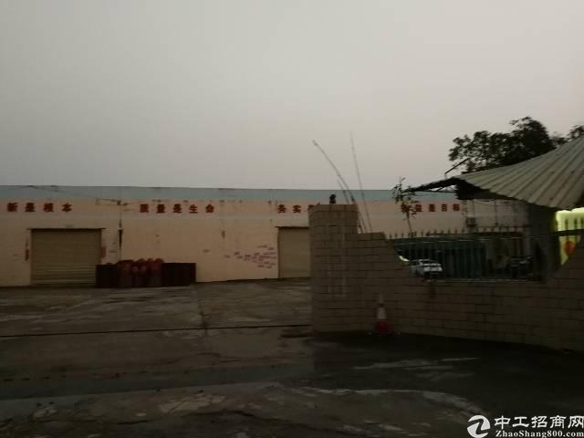 清溪占地6000平厂房出售
