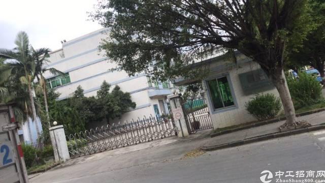 园洲国有证厂房厂房出售[太阳] 1.占地面积:7282㎡