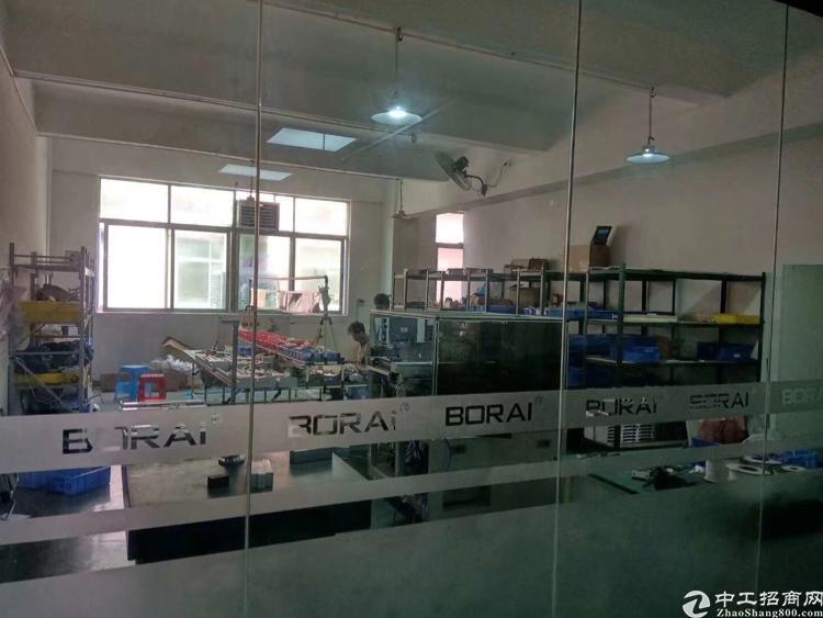 福永107国道边凤凰精装修厂房600平