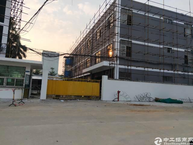 松岗燕川独院厂房1-3层5200平方