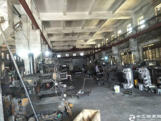 厂房招租寮步出租400平米独院厂房