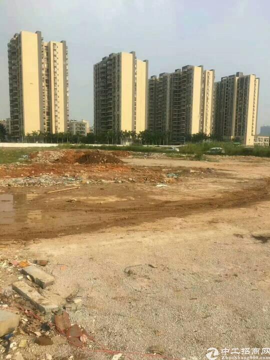 沙井5万平米特大空地招租,适用园林绿化,驾校停车场,建林堆放