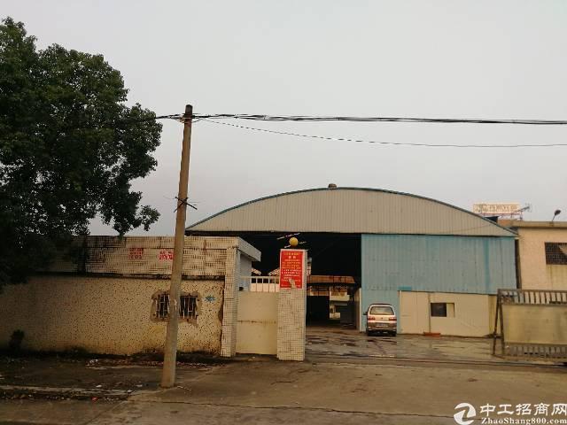 凤岗镇占地6500㎡,建筑8000㎡优质土地及建筑物出售