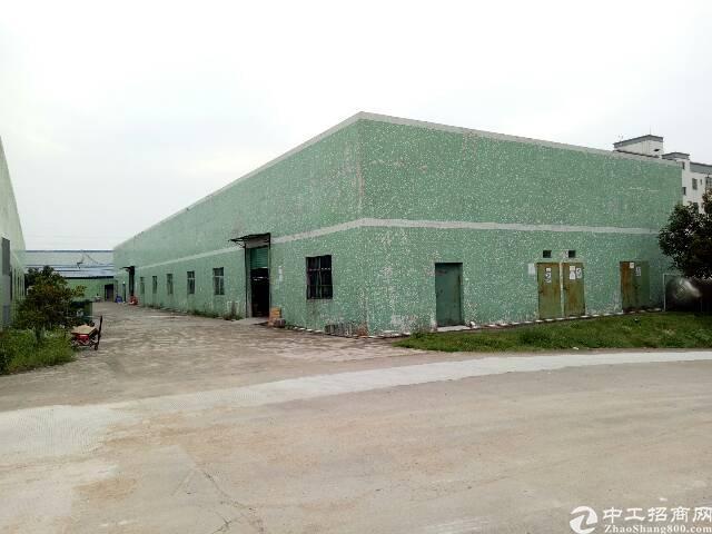 坑梓新出超大空地钢结构厂房1150平米