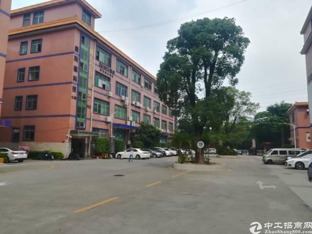 原房东出租宝安区福永塘尾地铁口附近1500平精装厂房-图4