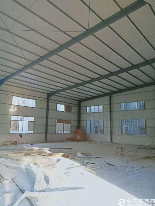 企石出租原房东独院单一层钢构厂房
