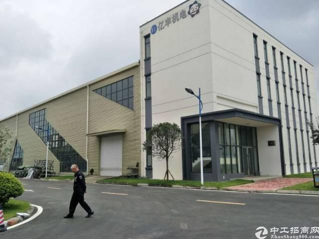 出售新津独门独院框架结构厂房