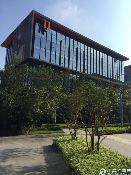 龙岗宝龙高新园区精装修办公室5500平大小可分租