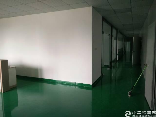 公明马山头大型工业园精装修300平厂房招租