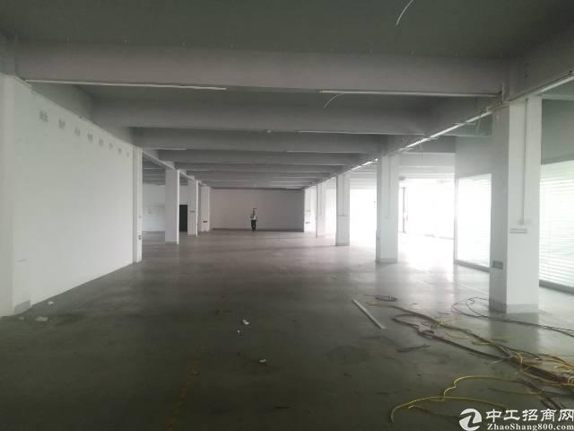 原房东出租宝安区福永塘尾地铁口附近1500平精装厂房-图7