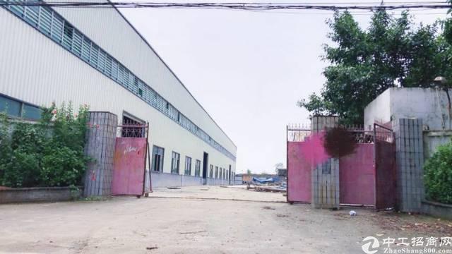 南城新出单一层厂房仓库5000平方米招租