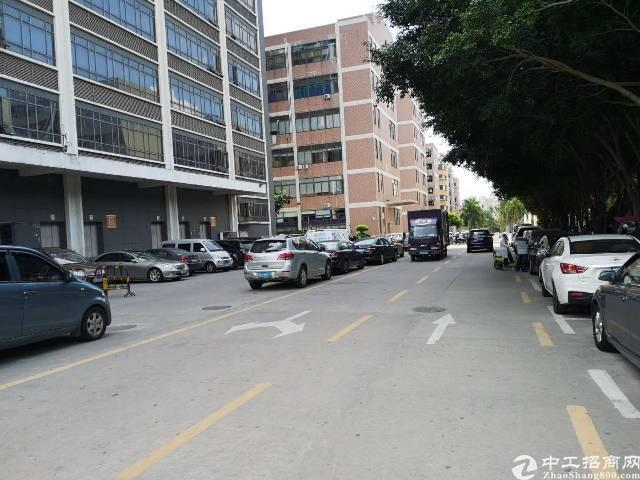 西乡桃源居附近恒丰工业城25栋3楼1500平米出租