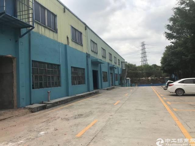 东莞莞樟路单一层厂房出售