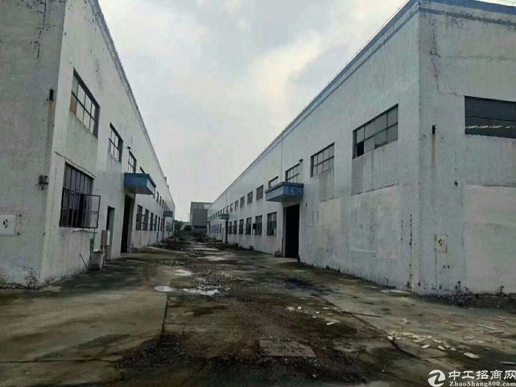 龙华汽车站附近单一层10米高刚构厂房招租