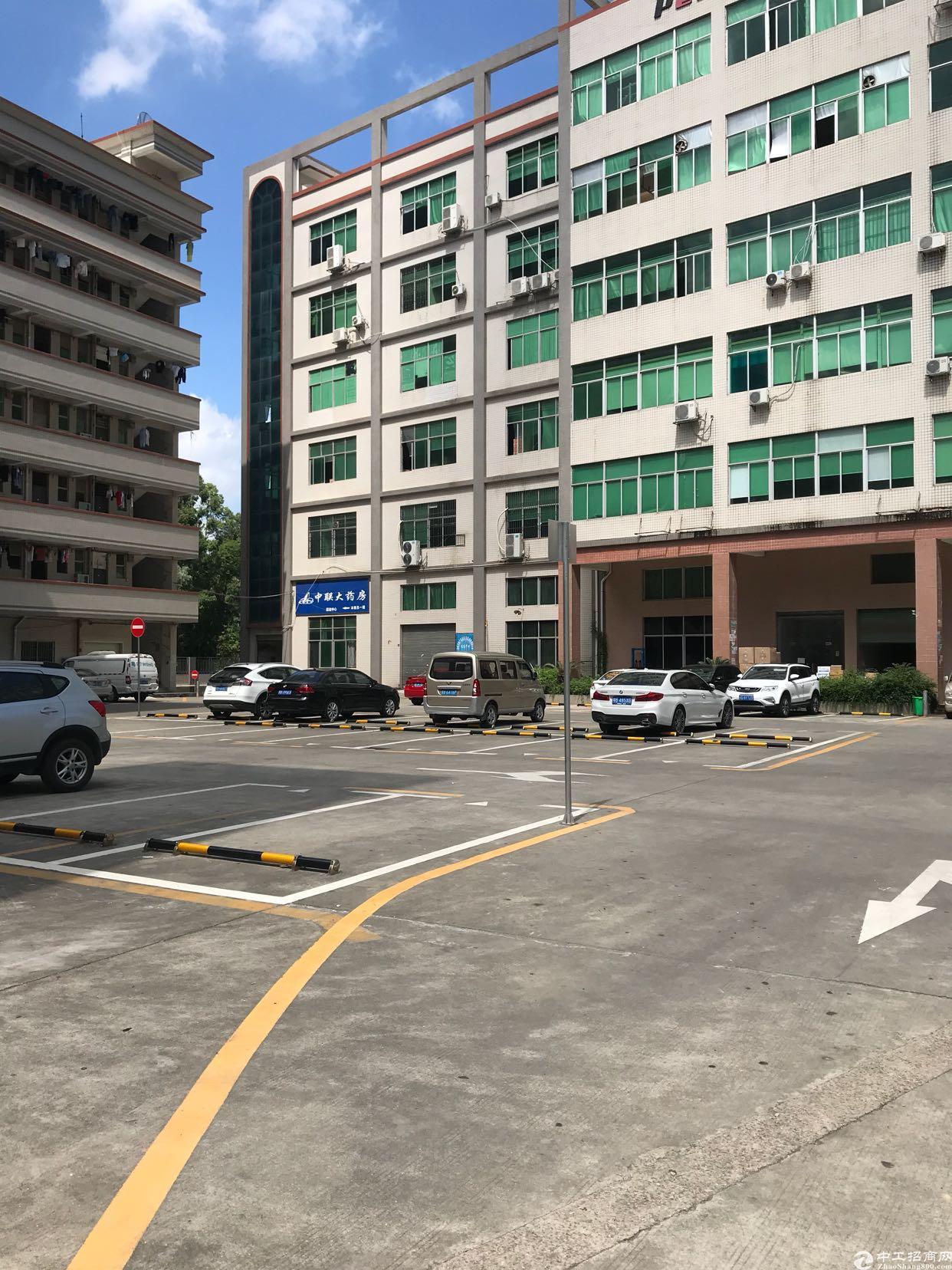 坂田红本高新园区1700平方厂房出租大小面积都有