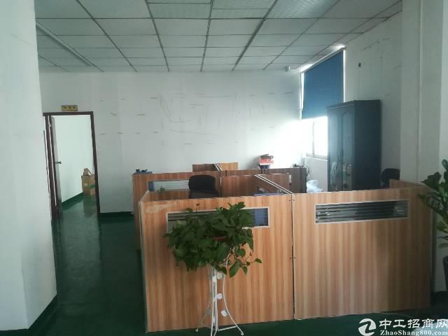 原房东出租宝安区福永塘尾地铁口附近1500平精装厂房-图3