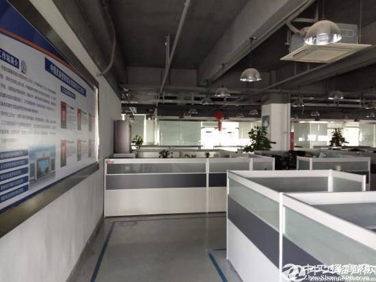 龙岗区五和地铁口旁电商园新出办公厂房300平500平出租