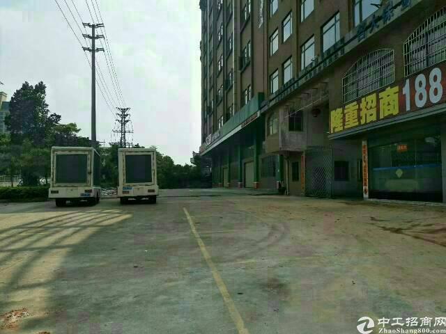 大型物流仓储,汽车4S店的首选,空地大