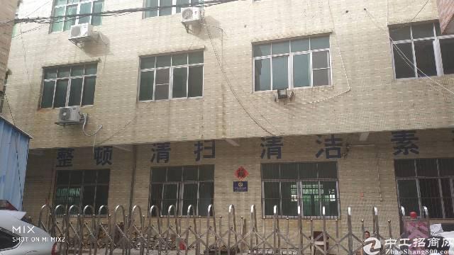龙岗龙西标准厂房一楼1300平出租-图2