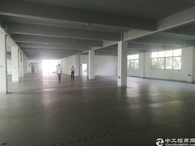 原房东出租宝安区福永塘尾地铁口附近1500平精装厂房-图8